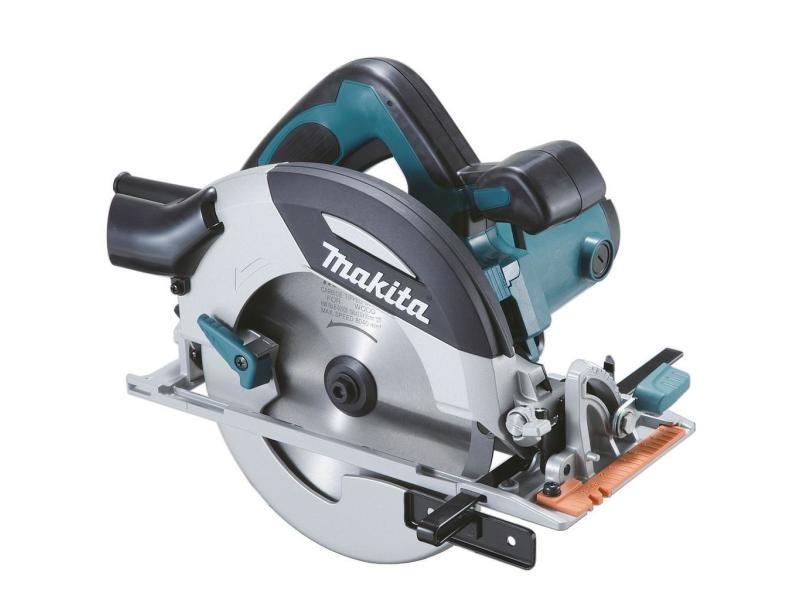 Makita - scie circulaire 1400w 190 mm - hs7101