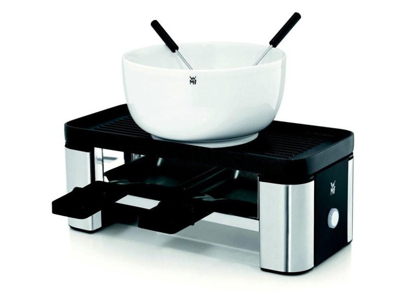 Wmf raclette kitchen minis 370w 2 personnes 61.3024.5385