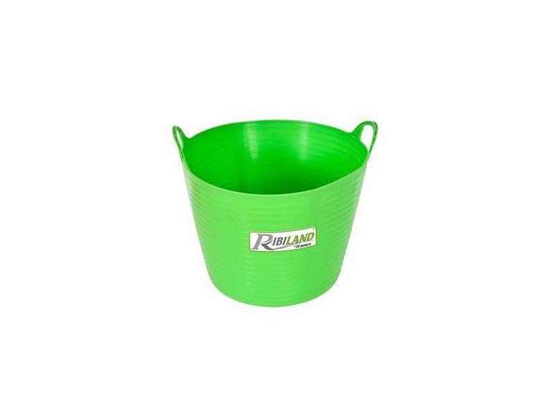 Bac souple rond 28 litres avec poignees, prsacb28 PRSACB28