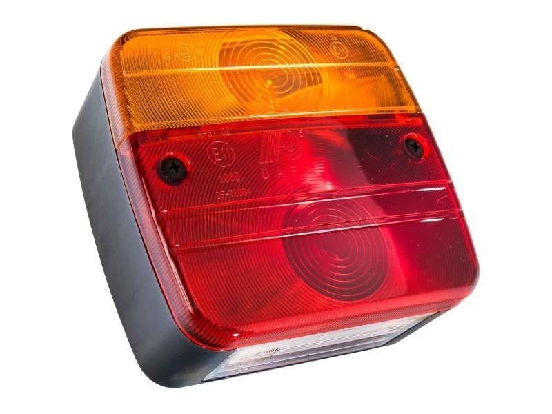 Signalisation éclairage lanternes 4 fonctions livrée sans ampoule.dim. 9,5 x 10 cm