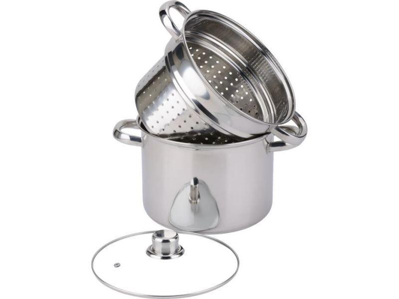 Cuiseur a riz - cuiseur a pates cuiseur a pâtes inox - 20 cm
