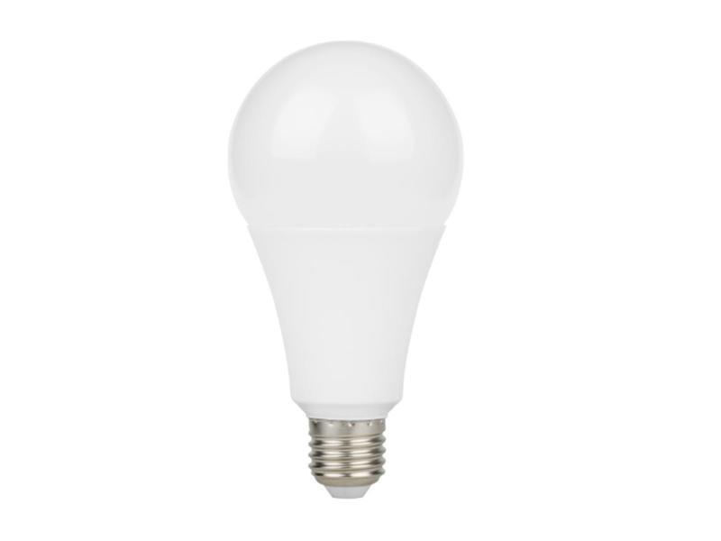Ampoule e27 led 9w a60 220v 230° - blanc chaud 2300k - 3500k
