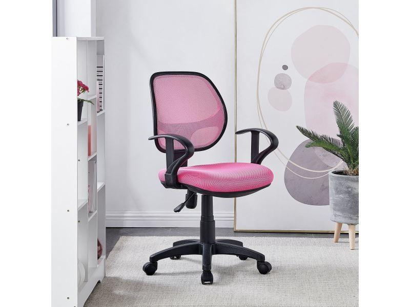 Nouveaux produits ab859 5b99d Chaise de bureau pour enfant cool fauteuil pivotant et ...