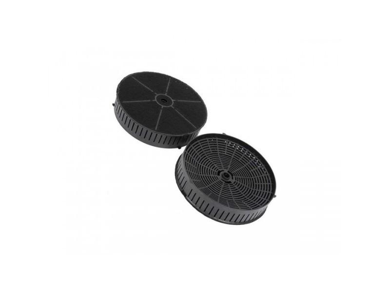 Filtres charbon x2 mod 57 pour hotte electrolux - aeg