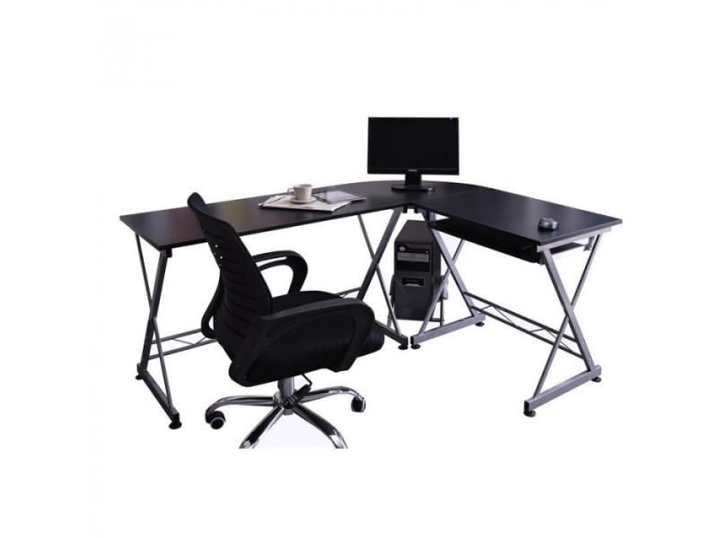 Bureau blanc et gris meilleur de bureaux blanc et noir montpellier