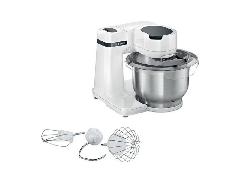 Robot pâtissier multifonction 3.8l 700w blanc - mums2ew00 mums2ew00