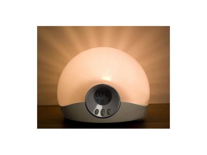 lampe r veil simulation d 39 aube lumie 30 lumie 30 vente de solarium et luminoth rapie conforama. Black Bedroom Furniture Sets. Home Design Ideas