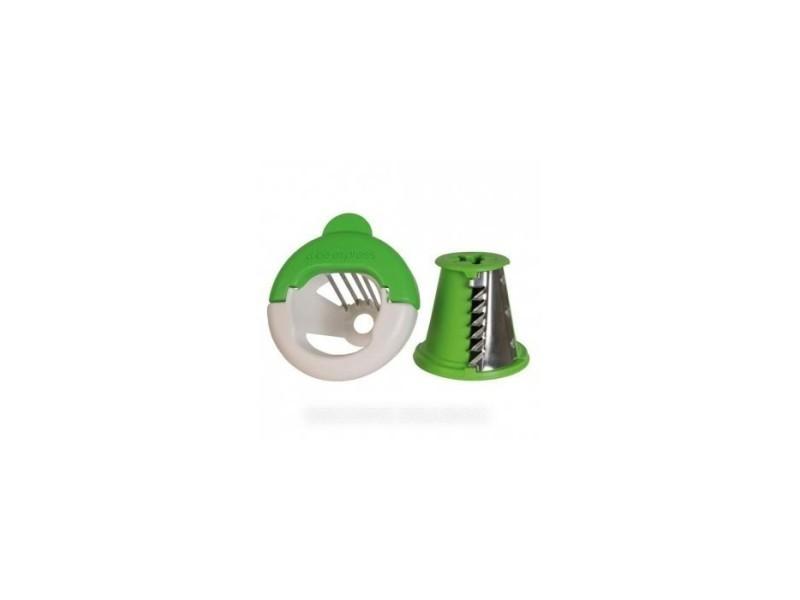Cone accessoire macedoine fresh express pour eminceur moulinex