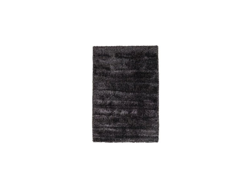 Tapis tissé grace shaggy anthracite OSNEH-60-110-E