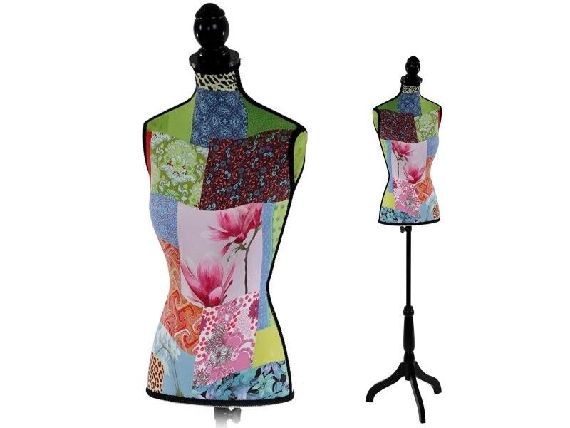 Buste de couture mannequin femme déco vitrine dec04009 - Vente de ...
