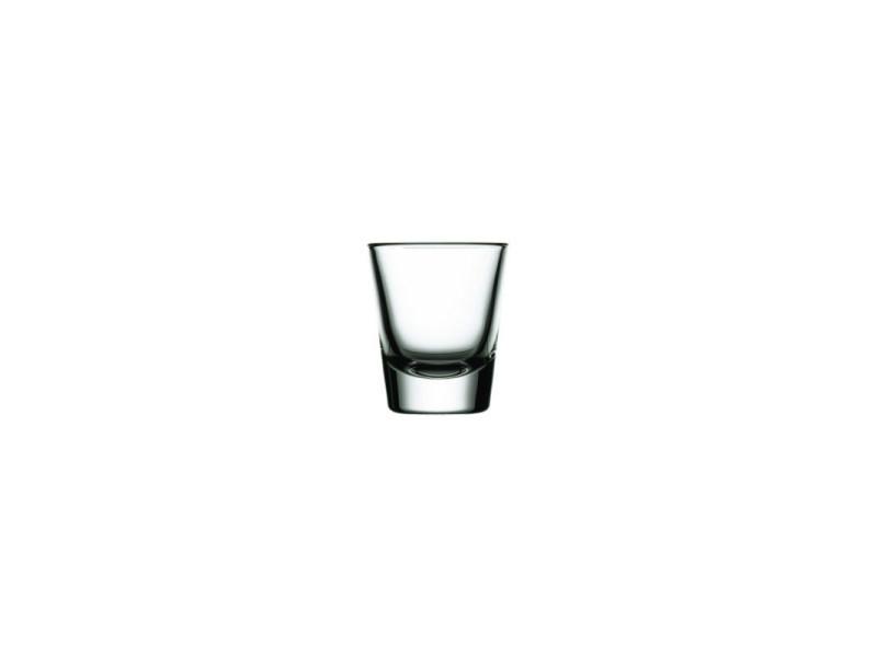 Shooter à vodka boston 40 ml - lot de 12 - stalgast - 5 cm 40 cl