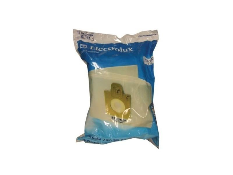 Sachets sacs x10 pour aspirateur electrolux