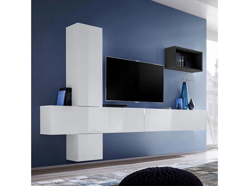 Paris prix - meuble tv mural design