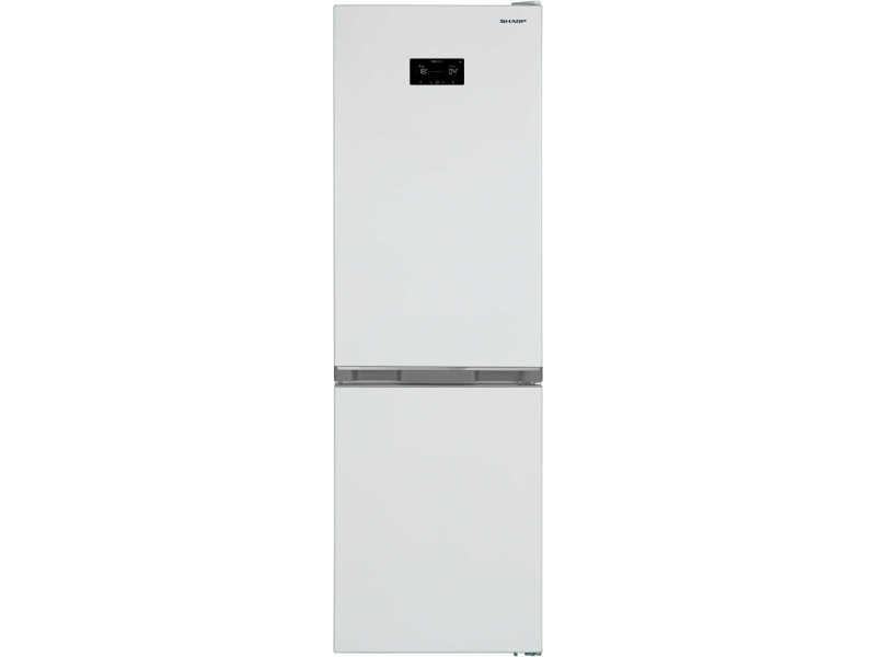 Refrigerateurs combines inverses sharp sjba11dhxwf