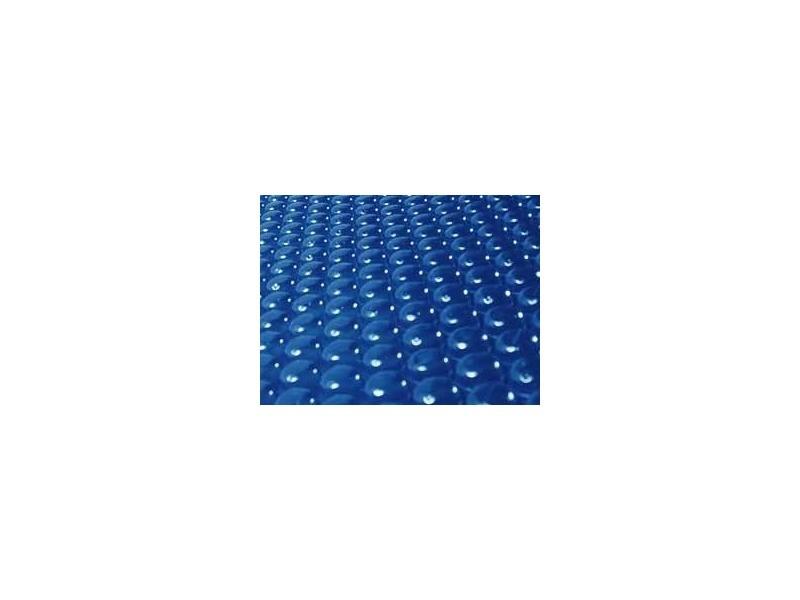Bâche à bulles pour piscine lulu - 180 µ - bleu