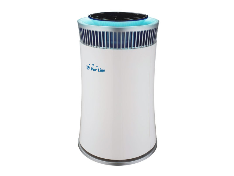 Purificateur d'air pour pièces de 20 m² let capteur de particules pm2.5 FRESH AIR 50